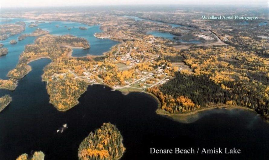 Amisk Lake